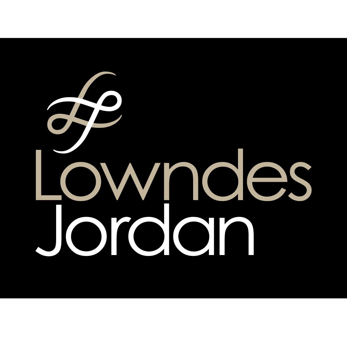 Lowndes Jordan